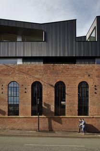 Ampliamento di una ex-fabbrica a Sheffield