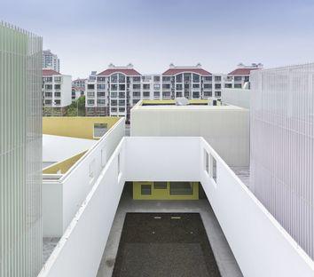 Deshaus: Qingpu Youth Center a Shanghai