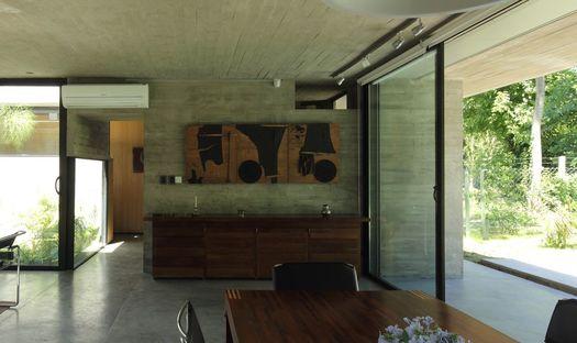 BAK: Casa per architetti a Ituzaingó