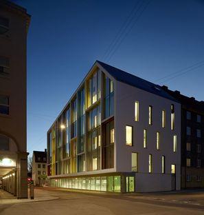 C. F. Møller: Sølvgade School a Copenhagen