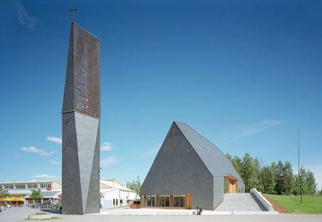 Lassila Hirvilammi: chiesa a Jyväskylä