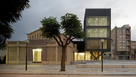 Camps-Felip: Ferreries Cultural Centre a Tortosa