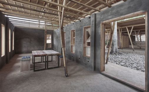 Tyin Architects: Cassia Coop Training Centre a Sumatra