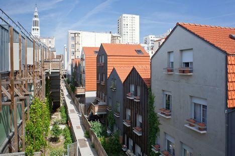 François: Residenze e atelier Eden Bio a Parigi