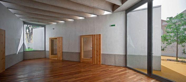 Fernández + Abalosllopis: asilo nido Can Feliç in Spagna