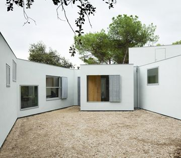 FRPO Rodriguez & Oriol: casa MO a Madrid