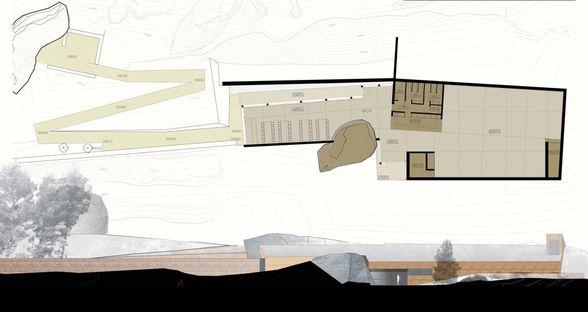 """Centro per la visita alle pitture rupestri """"Roca dels Moros"""""""
