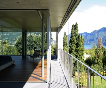 Panzeri: villa di famiglia nel Canton Ticino