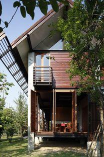 Baan Dumneon, casa di vacanza in Tailandia