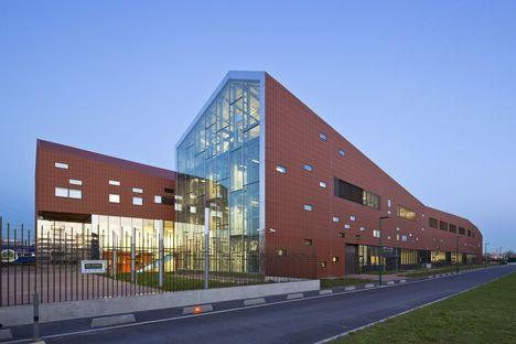 Brenac + Gonzales: centro per la formazione professionale a Gennevilliers