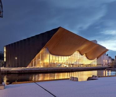 Ala Architects: Kilden Performing Arts Centre in Norvegia