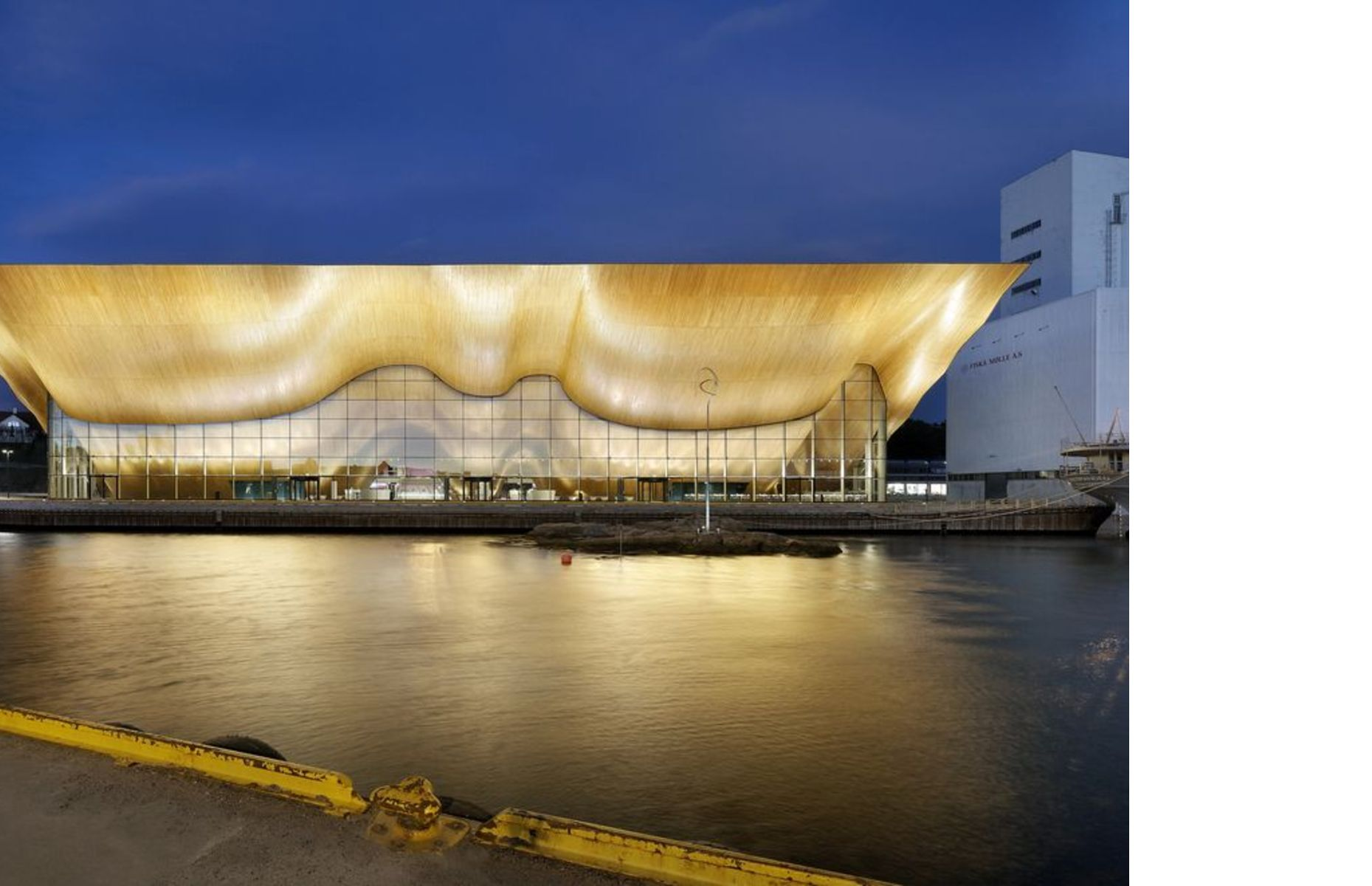 Ala Architects: Kilden Performing Arts Centre in Norvegia
