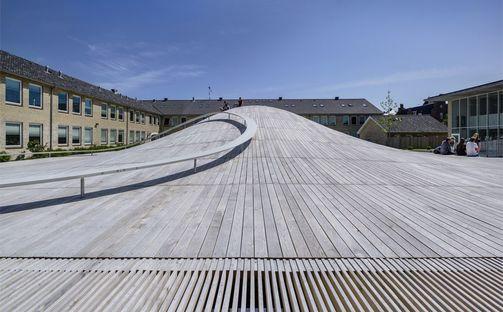 BIG (Bjarke Ingles): Gammel Hellerup Gymnasium in Danimarca