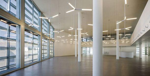 Paredes Pedrosa: Biblioteca pubblica a Ceuta