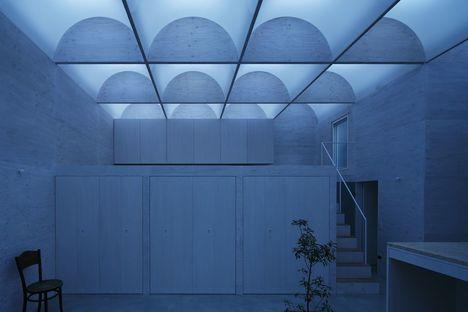 Takeshi Hosaka: casa in piena luce a Yokohama