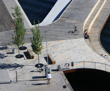 JDS (Julien De Smedt architects): lungomare di Kalvebod Brygge a Copenaghen