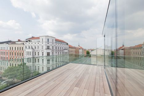 Tchoban&Kuznetsov: Museum for architectural drawing a Berlino