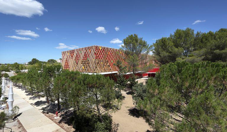 A+Architecture: teatro Jean-Claude Carrière a Montpellier