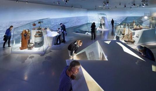 BIG (Bjarke Ingels): Danish National Maritime Museum