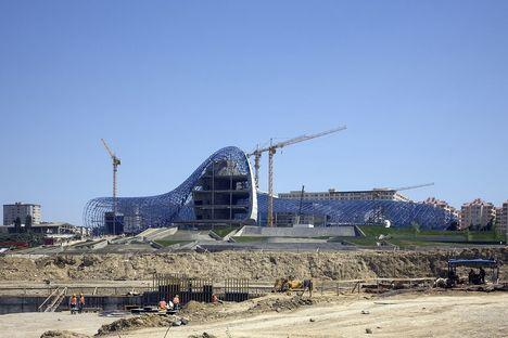 Zaha Hadid: Heydar Aliyev Center a Baku
