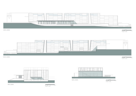 GH + A (Guillermo Hevia Architects): frantoio in Cile