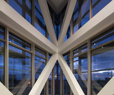 Schmidt Hammer Lassen architects: The Crystal a Copenaghen