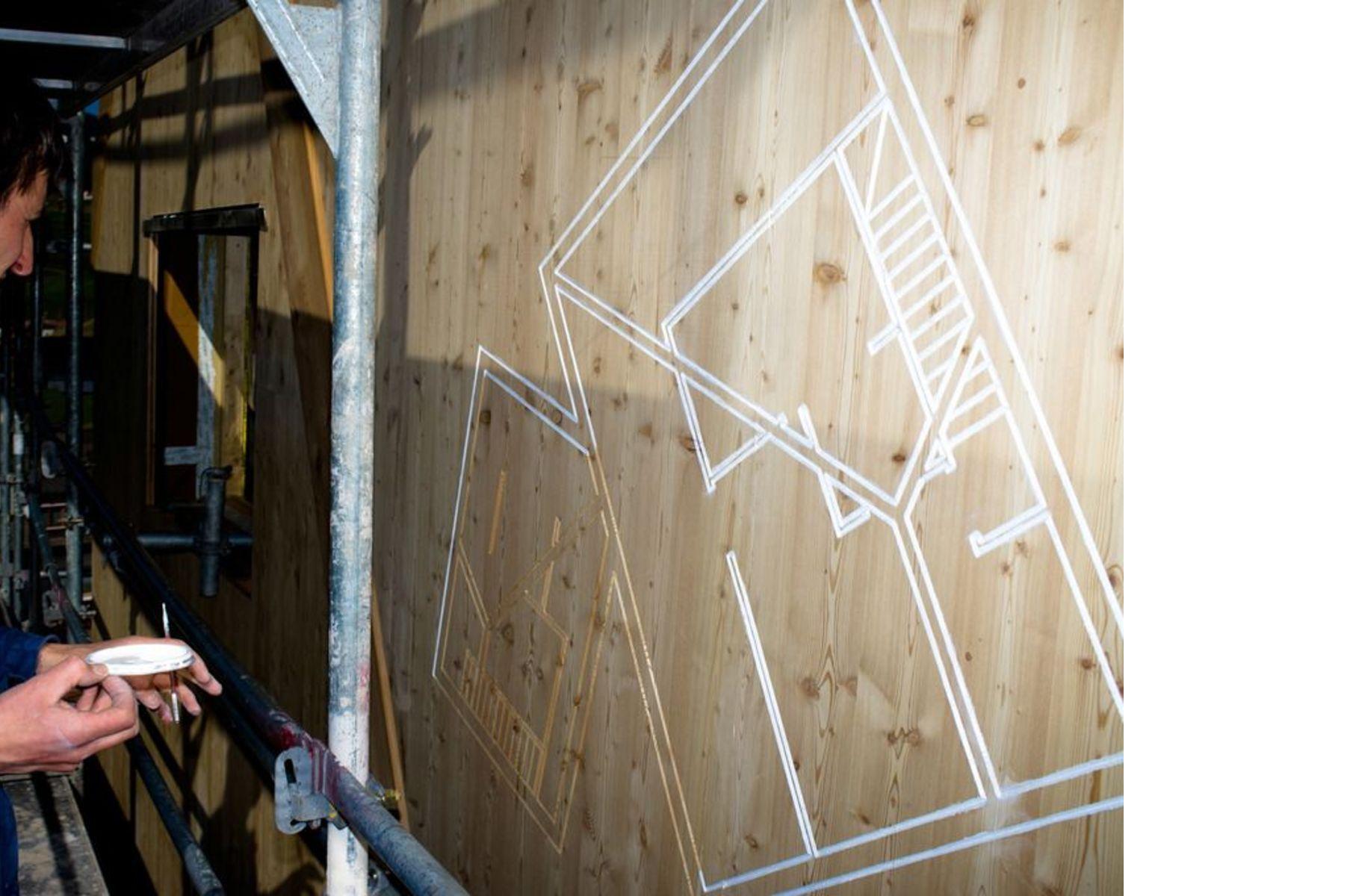 MoDus Architects: casa e atelier d'artista a Castelrotto