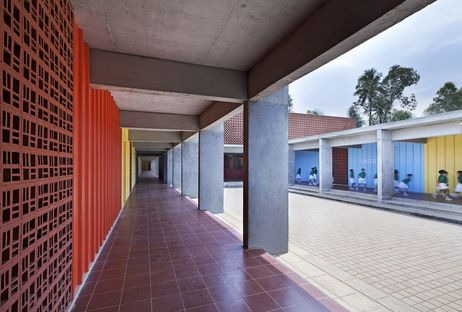 Khosla Associates: DPS Kindergarten school a Bengalore
