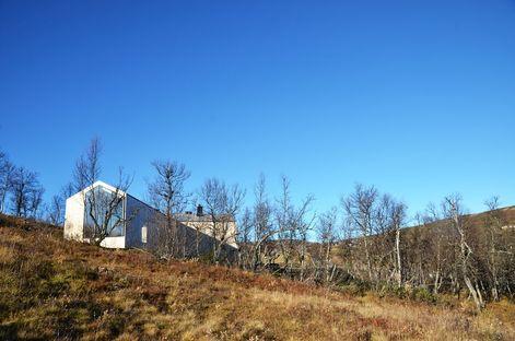 RRA Reiulf Ramstad Arkitekter: casa di vacanza in Norvegia