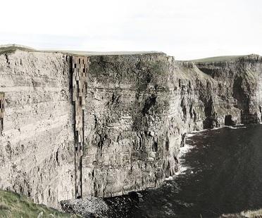 Cliff dwellings di Romàn Cordero premiato da Next Landmark 2014