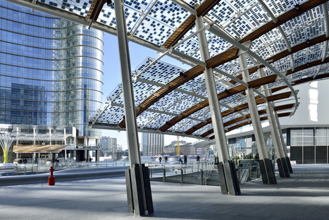 Milano pre Expo: la piazza del futuro