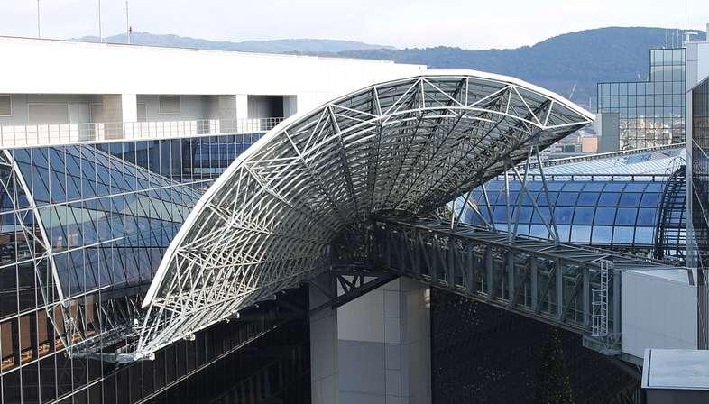 Stazioni ferroviarie giapponesi: architetture e alta velocità.