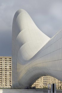 L'eredità di Zaha Hadid