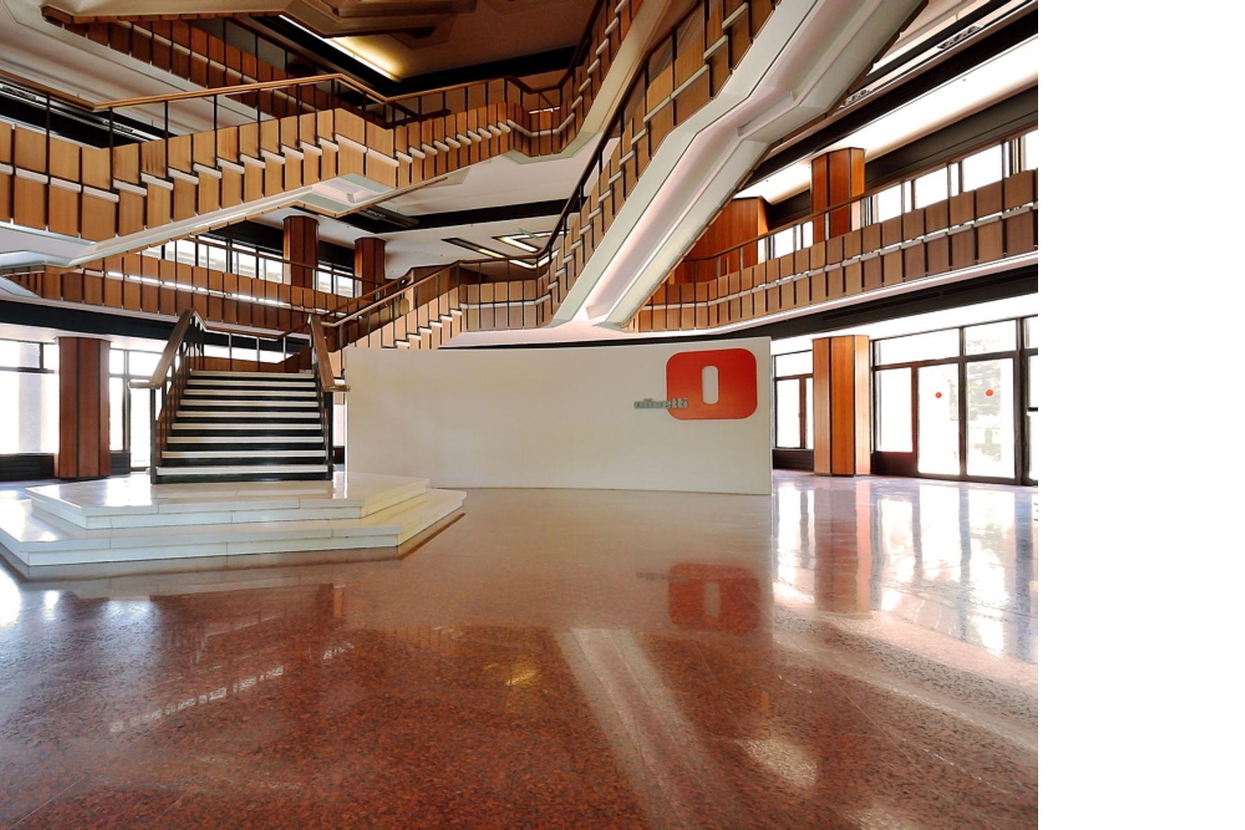 Architetture Olivetti Ivrea: un viaggio nel '900 italiano