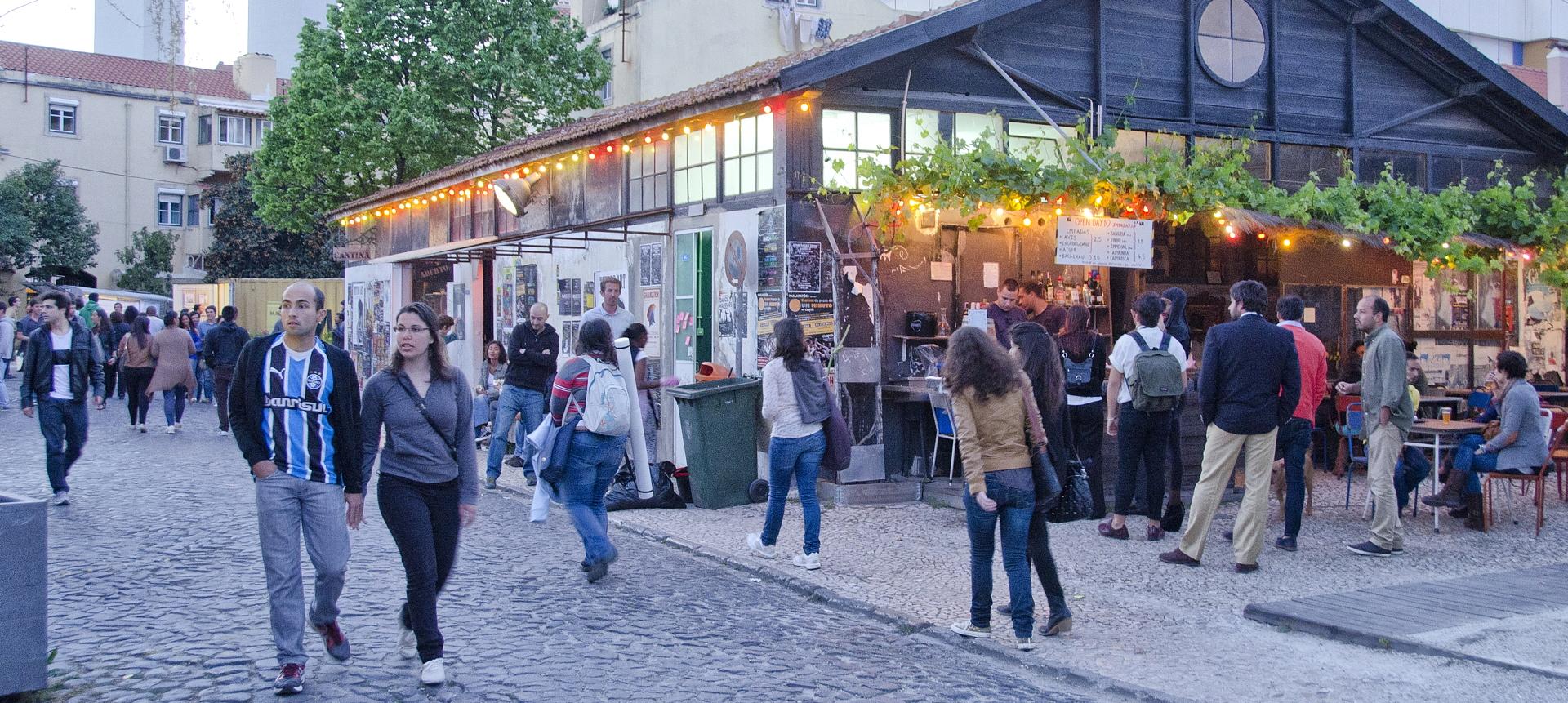 LISBONA: l'importanza di un progetto urbano