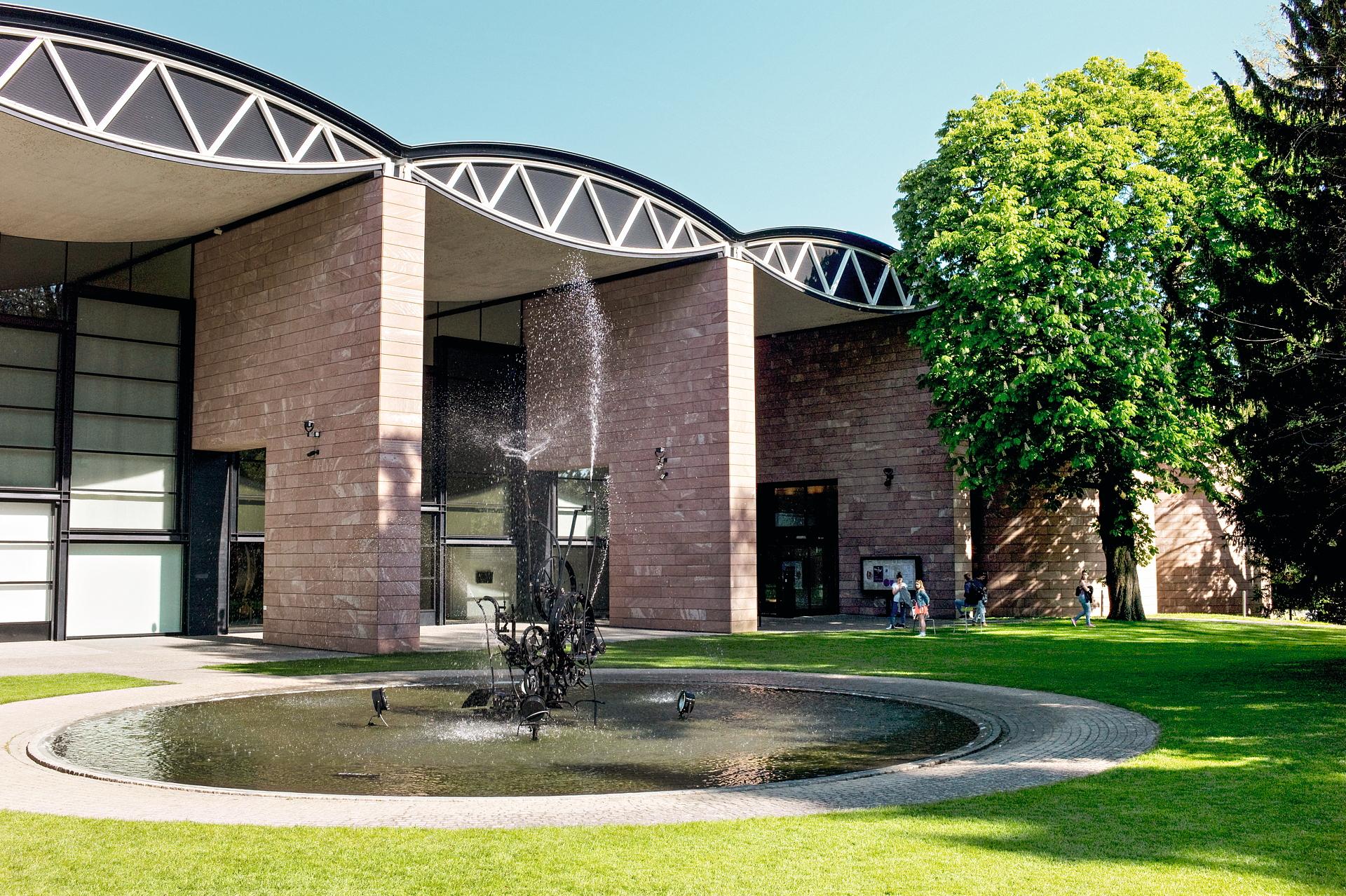 Basilea: architettura e design contemporanei innovativi