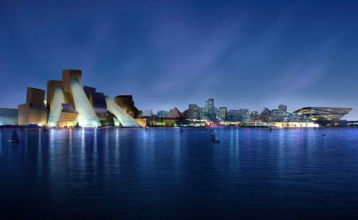 Abu Dhabi: architettura e design stellare