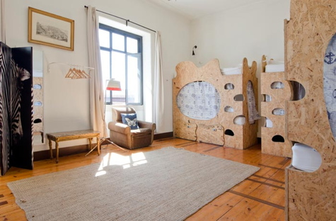 Ostelli Boutique a 5 stelle: luoghi originali e di design dove dormire low cost.