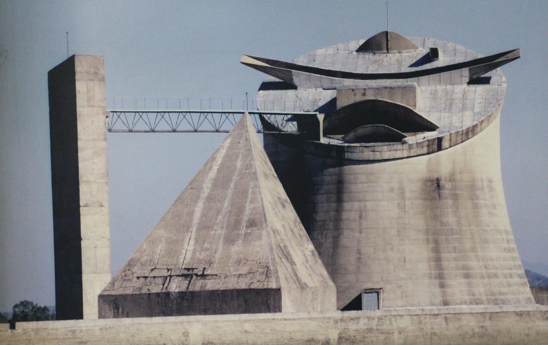Le  Corbusier: la promessa e la sfida di Chandigarh.