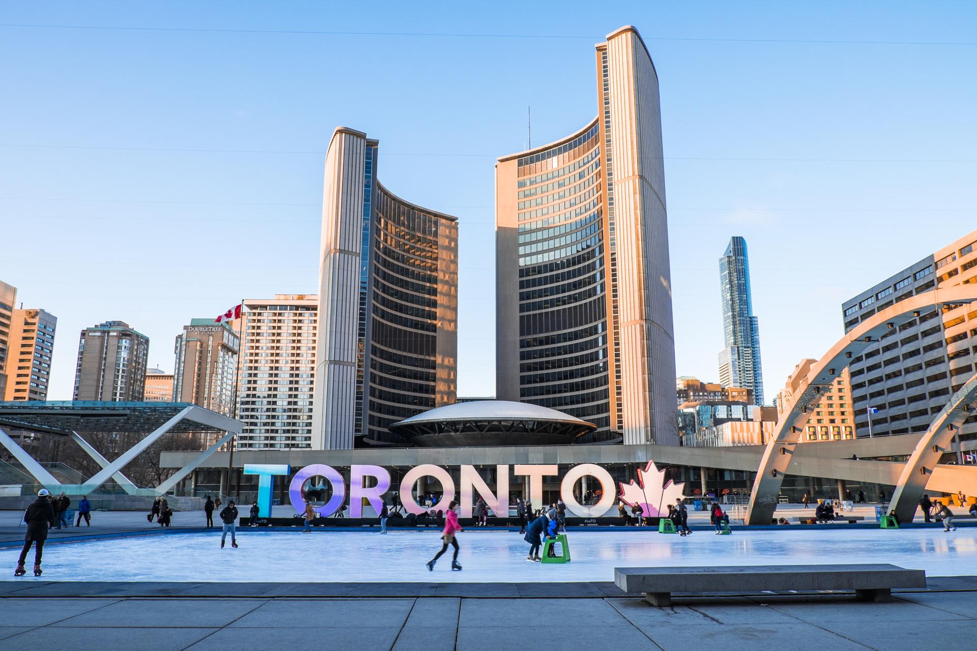 Posti migliori per agganciare a Toronto