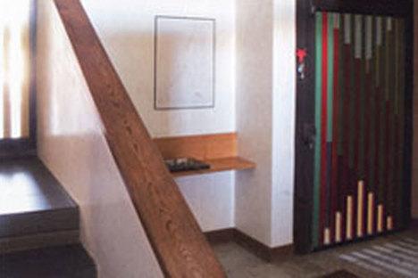 Casa Tabarelli, Alto Adige