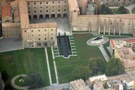 Piazzale della Pace, Parma
