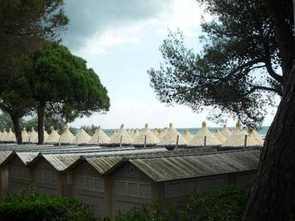 Il Lido di Venezia tra Biennale di Architettura e Mostra del Cinema