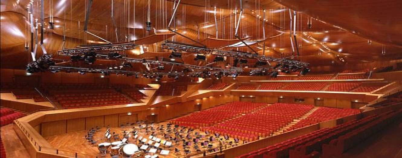 Auditorium Parco della Musica, Roma