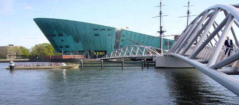 NEMO, Museo della Scienza e della Tecnologia – Science Center, Amsterdam