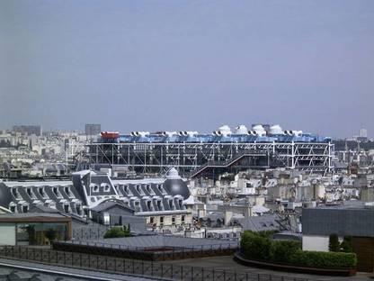 Parigi: Centre Georges Pompidou