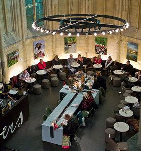 Maastricht:  Selexyz Dominicanen Bookstore
