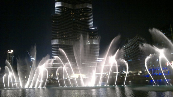 Emirati Arabi: foto di itinerari turistici a dubai
