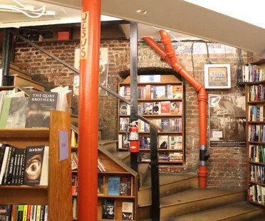 Librerie di architettura nel mondo