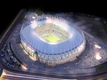Brasile, gli stadi dei Mondiali di calcio 2014
